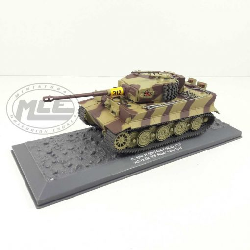 PZ.KPFW. VI TIGER I (Sd.Kfz. 181) POLAND JUNE 1944