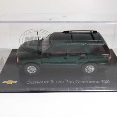CHEVROLET BLAZER 2ND GENERATION 2002