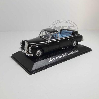 MERCEDES 300 LANDAULET W189 1963