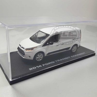 FORD TRANSIT CONNECT V408 BLANCA 2015 GREENLIGHT