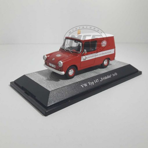VOLKSWAGEN VW TYP 147 AvD AUTOCLUB ALEMANIA