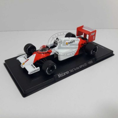 McLAREN TAG TURBO MP4/2C 1986