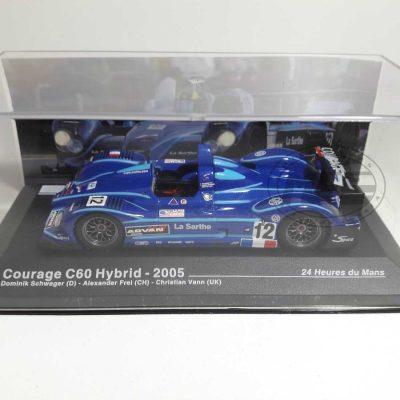 COURAGE C60 HYBRID #12