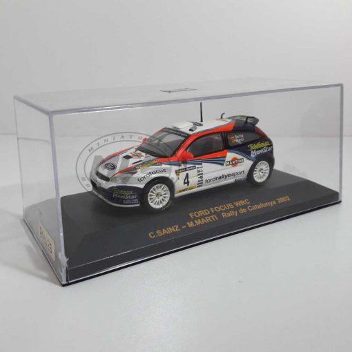 FORD FOCUS WRC RALLY DE CATALUNYA 2002