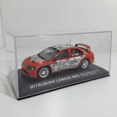 MITSUBISHI LANCER WRC RALLY DE MONTECARLO 2004