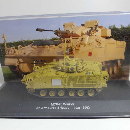 MCV -80 WARRIOR 7th ARMOURED BRIGADE IRAQ 2003