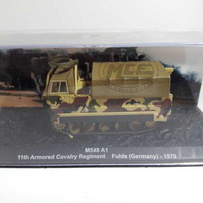 M548 A1 11th ARM. CAVALRY REGIMENT FULDA (GERMANY) 1979