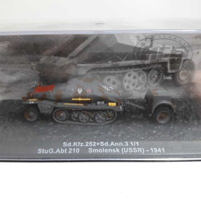 SD.KFZ.252+SD.ANN.3 1/1 STUG.ABT210 SMOLENSK(USSR)-1941
