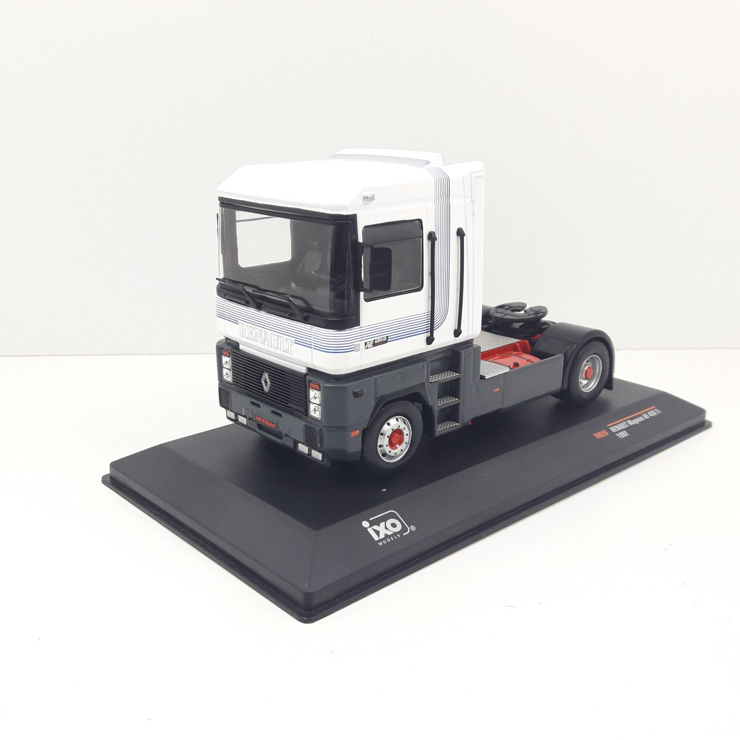 tractor camión Kamaz 6460 Modelo de escala 1:43 de camión